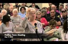 Halifax Annual Town Meeting  Day 1 (part 1)