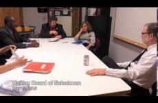 Halifax Board of Selectmen (pre town meeting)