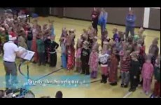 Carver Elementary 1st Grade Winter Songfest 2013