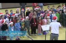 Carver Elementary 2nd Grade Winter Songfest 2013
