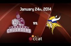 Carver Girls Basketball vs. East Bridgewater