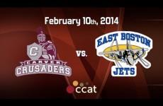 Carver Girls Basketball vs. East Boston – Senior Night