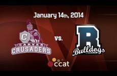 Carver Girls Basketball vs. Rockland