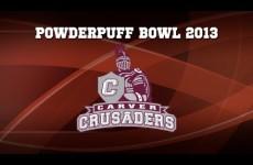 Carver High School Powderpuff Bowl 2013