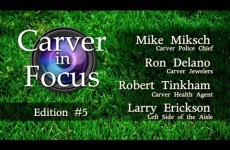 Carver in Focus: Edition #5