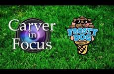 Carver in Focus: Frosty Dog segment
