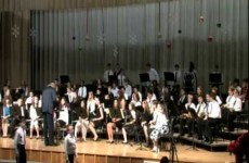 Carver Middle School Winter Concert 2012