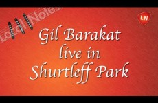 Local Notes: Gil Barakat live in Shurtleff Park