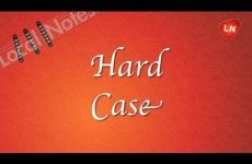 Local Notes: Hard Case