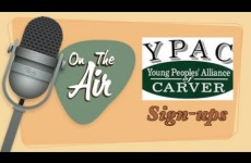 On the Air w/ Ken Simmons: Carver YPAC Sign-ups
