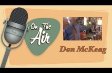 On the Air with Ken Simmons: Don McKeag
