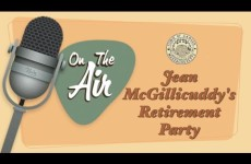 On the Air with Ken Simmons: Jean McGillicuddy's Retirement Party
