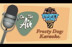 On the Air with Ken Simmons: Karaoke at the Frosty Dog