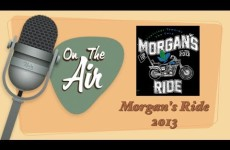 On the Air with Ken Simmons: Morgan's Ride 2013