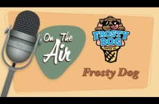On the Air with Ken Simmons: The Frosty Dog