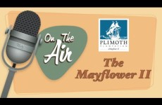 On The Air with Ken Simmons: The Mayflower II