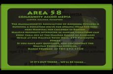Bulletin Board Channel 13 (5/6/16 update)