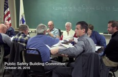 Public Safety Buidling Committee Meeting 2016/10/26