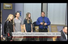 Silver Lake School Committee 2016/11/10