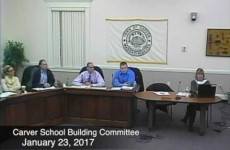 Carver School Building Committee 2017/01/23
