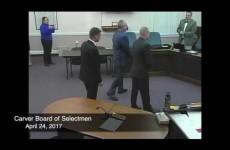 Carver Board of Selectmen 2017/04/24
