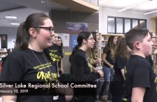 Silver Lake Regional School Committee 2019/01/10