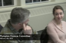 Plympton Finance Committee 2019/02/06