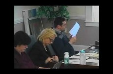 Carver Planning Board Amendment Hearing 2019/03/12