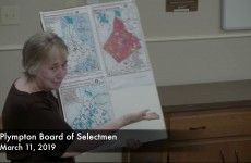 Plympton Board of Selectmen 2019/03/11