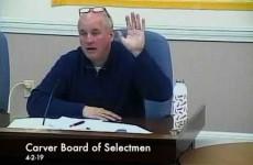 Carver Board of Selectmen 2019/04/02