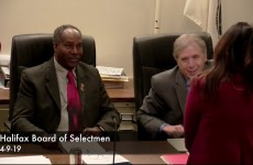 Halifax Board of Selectmen 2019/04/09