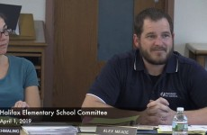 Halifax Elementary School Committee 04/01/19
