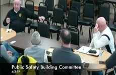 Public Safety Building Committee 2019/04/03