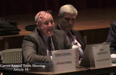 Carver Annual Town Meeting Day 2 pt.2 2019-04-24