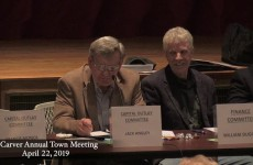 Carver Annual Town Meeting pt.1 2019-04-22