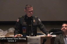 Carver Annual Town Meeting pt.2 2019-04-22