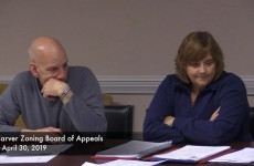 Carver Zoning Board of Appeals 2019/04/30