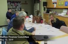 Halifax Finance Committee 2019/05/13
