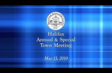 Halifax Town Meeting 2019/05/13 (Part 1)