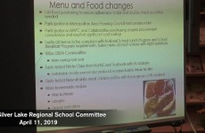 Silver Lake Regional School Committee 2019/04/11