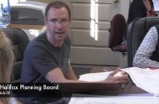Halifax Planning Board 2019/06/06