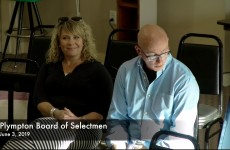 Plympton Board of Selectmen 2019/06/03