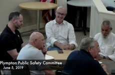 Public Safety Building Committee 2019/06/05