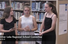 Silver Lake Regional School Committee 2019/06/13