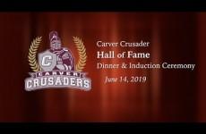 Carver Crusader Hall of Fame 2019