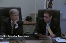 Halifax Board of Selectmen 2019/06/25