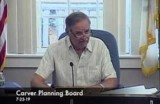 Carver Planning Board 2019/07/23