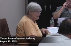 Carver Redevelopment Authority 2019/08/13