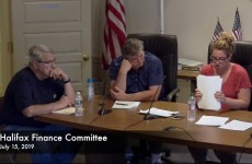 Halifax Finance Committee 2019/07/15