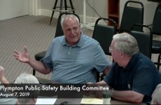 Plympton Public Safety Building Committee Meeting 2019/08/07